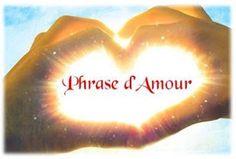 Les plus belles phrases d'amour !