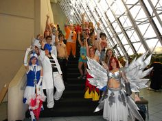 Fairy tail cosplay: part 1