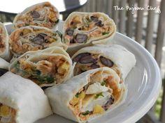 Mexican Rollups | The Pajama Chef