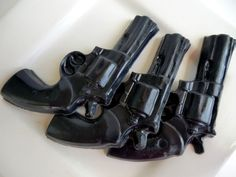 Gun soap :P