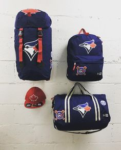 97e32f09a18f New Era Jays bags via SVP Sports Toronto Blue Jays