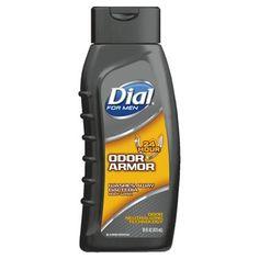 Dial for Men Antibacterial Body Wash 24 Hour Odor Armor - 16 fl oz