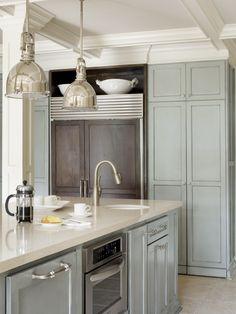 white quartz countertops  Contemporary Design, Pictures, Remodel, Decor and Ideas - page 47