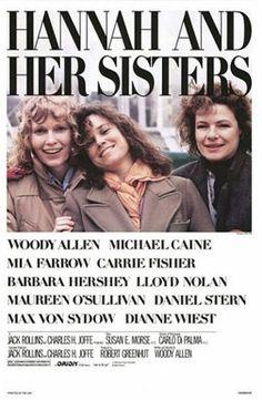 .Hannah e le sue sorelle (Hannah and Her Sisters)  1986