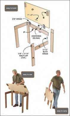 This easy DIY wall mail organizer is the perfect beginner woodworking project. Make it with simple hand tools. >>> For more information, visit image link. Woodworking Projects For Kids, Woodworking Furniture, Fine Woodworking, Woodworking Crafts, Wood Projects, Diy Furniture, Woodworking Store, Woodworking Patterns, Woodworking Magazine