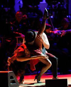 Channing Tatum and Jenna Dewan-Tatum are amazing dancers.