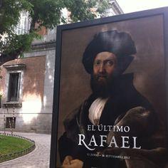 Three Pipe Problem - Raphael Symposium at the Prado Museum in Madrid