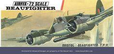 Airfix Bristol Beaufighter TFX