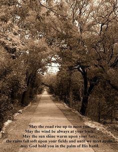 Inspirational Prayer for Travelers (Bon Voyage) ~ card and prints available - click image for more information!