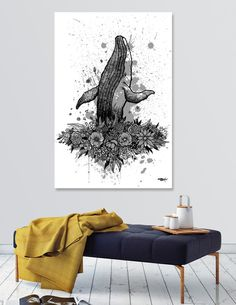 Discover «El Florista_Ash», Limited Edition Canvas Print by Krispin Stock - From $75 - Curioos