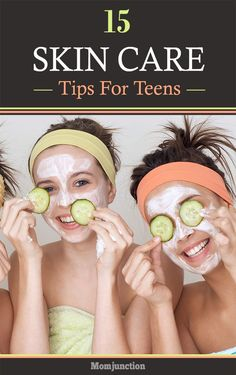 15 Effective Skin Care Tips For TeensHere, we look at basic skin care tips for your growing teen!