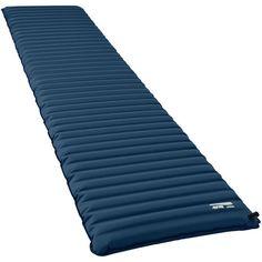 Therm-A-Rest Neoair Camper Sleeping Pad - Sleeping Pads  Self-Inflating Air Mattresses - Rock/Creek #madeinamerica
