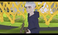 My work on Rise of the Guardians.