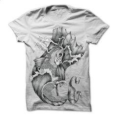 Lucky Koi Fish T-Shirt