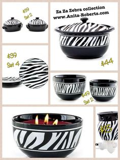 Zebra zebra everywhere - popular in every aspect of your life!