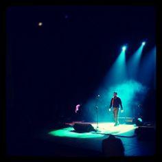 Roberto Giordi al Biella Festival con il suo brano L'attimo.