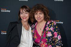 Delphine Ernotte Cunci et Valerie Toranian (Elle magazine)