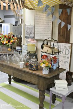 Vintage Market: the prep | Perfectly Imperfect™ Blog