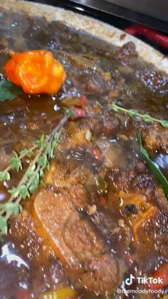 Oxtail Recipes Easy, Haitian Food Recipes, Recipe For Oxtails, Haitian Oxtail Recipe, Beef Recipes, Jamaican Oxtail, Oxtail Soup, Cooking Recipes, Vegetarian Recipes