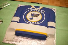 Nathan's cake at our wedding