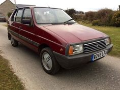 eBay: Citroen Visa 14 TRS #classiccars #cars Classic Cars, Ebay, Vintage Classic Cars, Classic Trucks