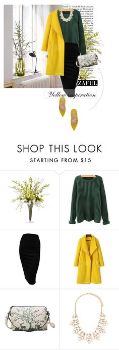 """""""zaful.com lkid=5695 (32)"""" by mell-2405 ❤ liked on Polyvore featuring Neiman Marcus, Forever 21 and Gianvito Rossi"""