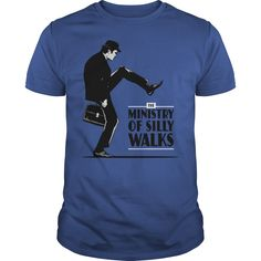 The Ministry Of Silly Walk