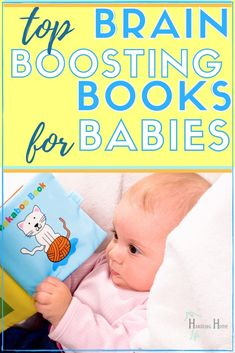 Books for Newborns: How to Boost Baby's Brain by Reading Best books for newborns! Boost baby's brain development by reading these books! Good Parenting, Parenting Hacks, Natural Parenting, Parenting Classes, Peaceful Parenting, Parenting Styles, Baby Handling, Tips & Tricks, After Baby