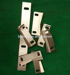 hredder machine for plastic bags/film crusher factory price/plastic shredder blades