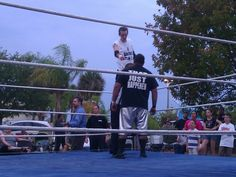 N.E.W Victory Lane Cafe 4-20-13 Tim Serrago vs Db Harrison