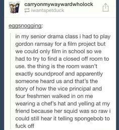 Gordon Ramsay: Highschool edition