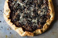 Leek, Fennel and Mushroom Galette recipe on Food52.com