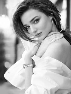 Miranda Kerr for Elle Canada, December 2016 Photographed by Max Abadian