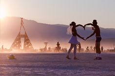 Experience Burning Man (Black Rock Desert, Nevada)
