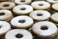 Biscotti con nutella  ricetta facile blog il mio saper fare