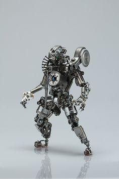 Daisuke Shimodaira - Garakuta Robot
