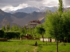 Ladakh responsible travel