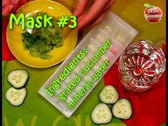 Cucumber Masks Recipes - Natural Cosmetics - Homemade Cucumber Masks For Every Skin Type Daily Beauty Tips, Beauty Tips For Face, Beauty Secrets, Healthy Oils, Healthy Skin, Face Peel Mask, Cucumber Mask, Cucumber Beauty, Homemade Cosmetics