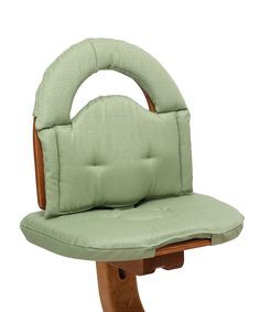 Loving this Svan Sage High Chair Cushion on #zulily! #zulilyfinds