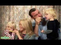 "Sesame Street - ""Healthy Teeth, Healthy Me""   Dentistry 4 Kids   #WichitaFalls   #TX   http://childddswf.com/"