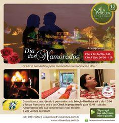 Dia dos Namorados com 12% de desconto. http://dld.bz/dFAJx #vilaventura