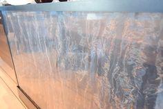 装飾アクリルパネル「Etoile Ice」施工事例/家具什器/ザ・ブリンスギャラリー東京紀尾井町「WASHOKU 蒼天 SOUTEN」