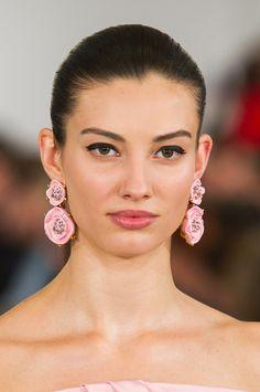 Oscar de la Renta at New York Fashion Week Spring 2015 - StyleBistro