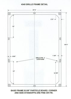 4345 Enclosure Plans Cabinet Plans, New Drivers, Box Design, How To Plan, Speakers