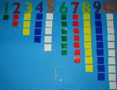 LessonSense.com - crafts with numbers - Lesson plans, crafts, ideas, worksheets and downloadable materials for kindergarten and primary / elementary school teachers