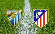 أهداف كورة: أهداف مباراة اتلتيكو مدريد 1-1 مالجا