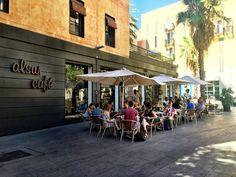 10 brunch en terraza en Barcelona
