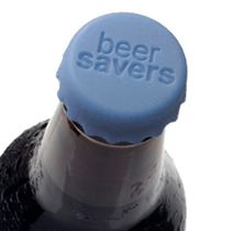 stocking stuffer idea for the guys... beer saver cap