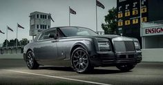 Rolls-Royce Phantom Series 2 Fixed Head Coupe Chicane Special Edition