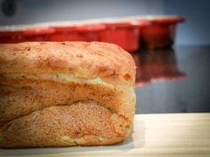 Pão de Batata Doce com Biomassa de Banana Verde